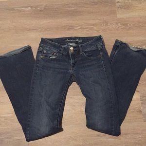 American Eagle jeans artist 2-xlong